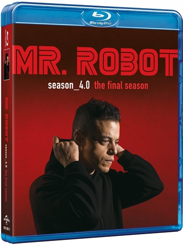 Mr. Robot - Season 4 Blu-Ray