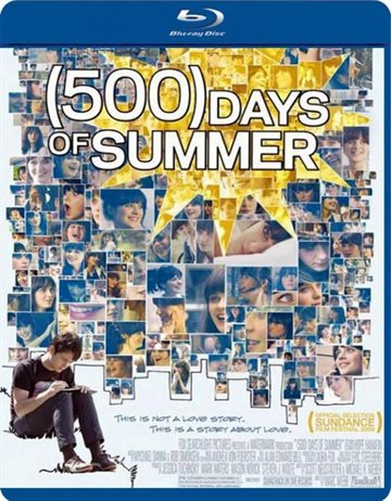500 Days Of Summer - Blu-Ray