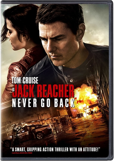 Jack Reacher 2 - Never Go Back