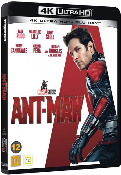 Ant-Man - 4K Ultra HD Blu-Ray