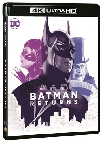 Batman Returns - 4K Ultra HD Blu-Ray