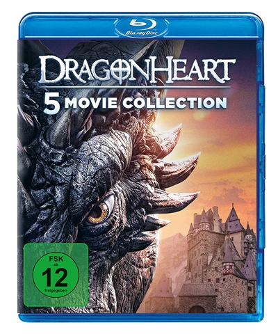 Dragonheart 5 - Vengeance - Blu-Ray