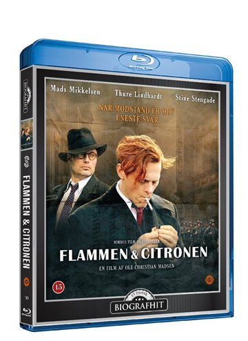 Flammen Og Citronen Blu-Ray
