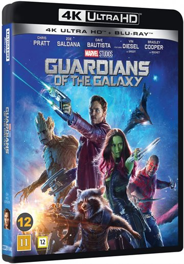 Guardians Of The Galaxy - 4K Ultra HD Blu-Ray