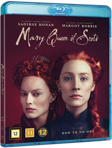 Mary Queen Of Scots - Blu-Ray