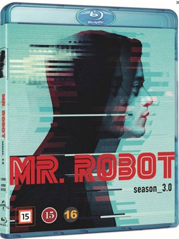 Mr. Robot - Season 3 Blu-Ray