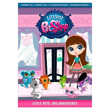 Littlest Pet Shop Vol. 1