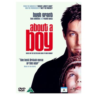 About a Boy (RWK 2011) DVD