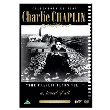 The Charlie Chaplin Years Vol 1 (DVD)