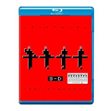 Kraftwerk - 3D The Catalogue (Blu-Ray)