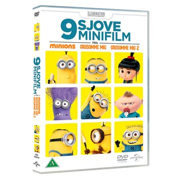 MINIONS MINI MOVIES - 9 EPISODES