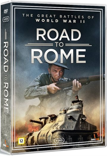 Road To Rome - The Great Battles Of World War 2