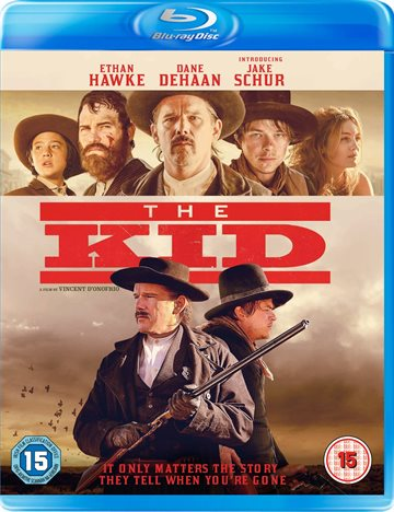 The Kid Blu-Ray