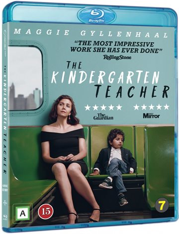 The Kindergarten Teacher Blu-Ray