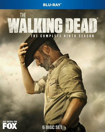 The Walking Dead - Season 9 Blu-Ray
