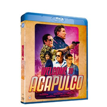 Welcome To Acapulco Blu-Ray