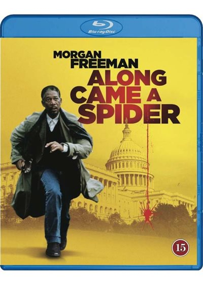 Edderkoppens Spind / Along Came A Spider - Blu-Ray