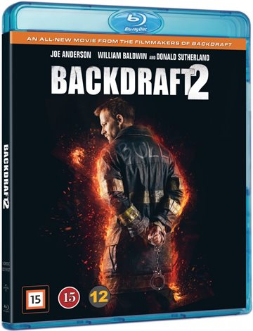 Backdraft 2 - Fire Chaser - Blu-Ray