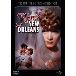 Flame Of New Orleans (DVD)