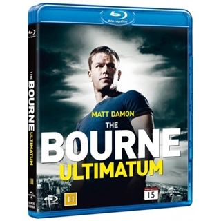 Bourne - Ultimatum Blu-Ray