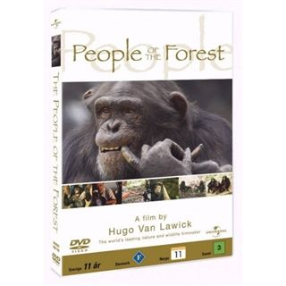 Hugo Van Lawick: People of the Forest