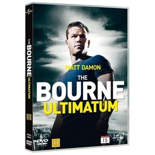 The Bourne Ultimatum (Rwk 2012)