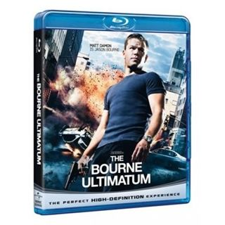 Bourne Ultimatum Blu-Ray