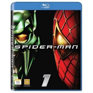 Spiderman Blu-ray