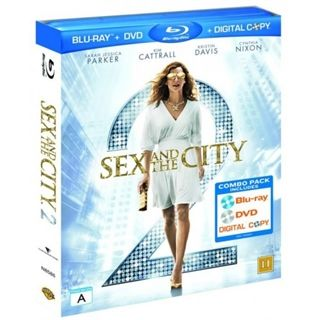 Sex and the City 2 Blu-Ray Combo