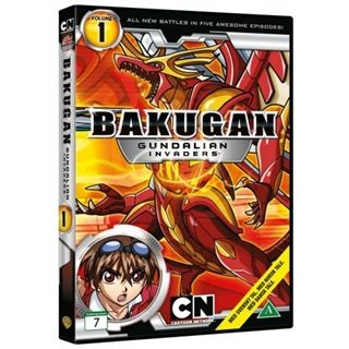 Bakugan - Gundalian Invaders - Season 1 Vol 1