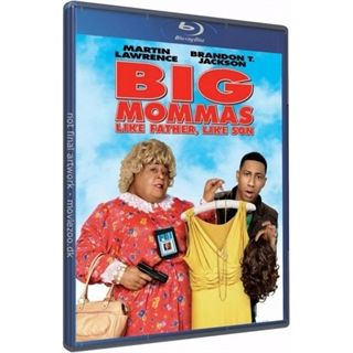 Big Mommas House 3: Like Father, Like Son [Blu-Ray]