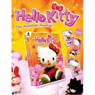 Hello Kitty Boks 1-4 [4-disc]