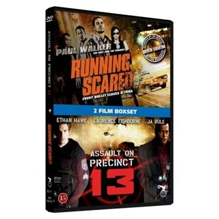 Assault On Precinct 13 + Running Scared