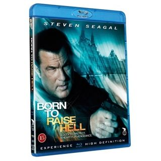 Born to Raise Hell - Blu-Ray