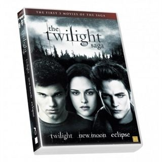 Twilight Saga: The First 3 Movies Of The Saga