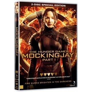 The hunger games 3 Mockingjay part 1