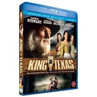 King of Texas Blu-Ray