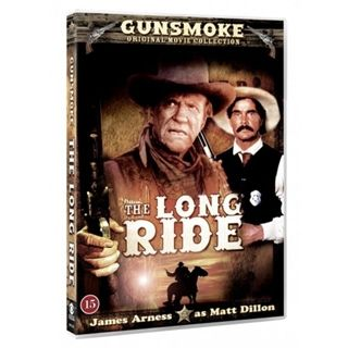 Gunsmoke - The Long Ride (DVD)