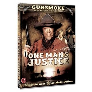 Gunsmoke - One Man's Justice (DVD)