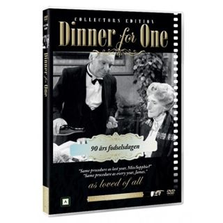 90 Års Fødselsdagen / Dinner For One