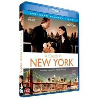A Couch In New York Blu-Ray