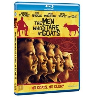 Men Who Stare At Goats Blu-Ray
