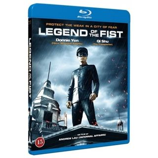 Legend Of The Fist Blu-Ray