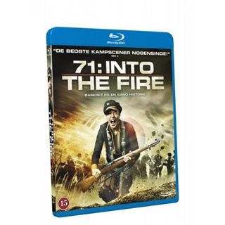 71 : Into The Fire Blu-Ray