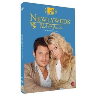 Newlyweds: Nick & Jessica - Sæson 4 (2-disc)