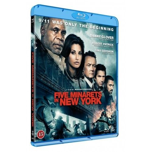 5 Minarets of New York Blu-Ray