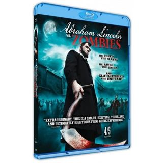 Abraham Lincoln vs. Zombies Blu-Ray
