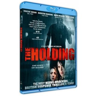 The Holding Blu-Ray