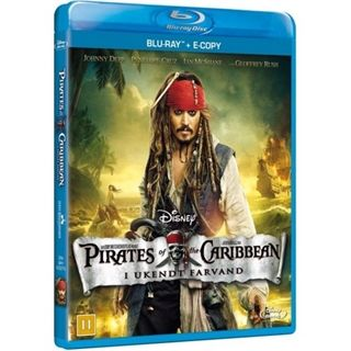 Pirates Of The Caribbean 4 (BD)