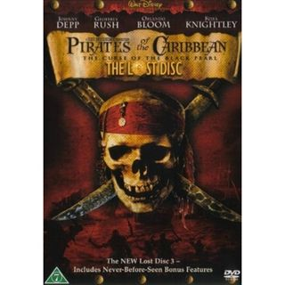 Pirates Of The Caribbean - The